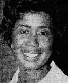 Eva Lois Evans American educator