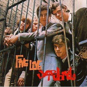 Five Live Yardbirds