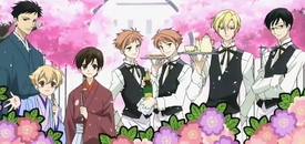 Ouran High School Host Club Host Club members edit