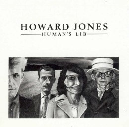 <i>Humans Lib</i> 1984 studio album by Howard Jones