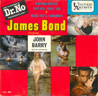 James Bond Theme Main theme music of the James Bond films