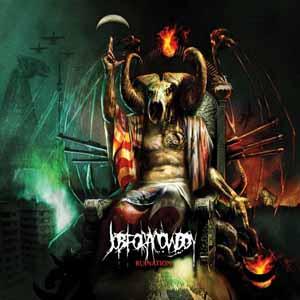 <i>Ruination</i> (album) 2009 studio album by Job for a Cowboy