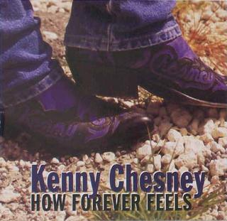 How Forever Feels 1998 single by Kenny Chesney