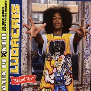 Ludacris featuring Shawnna — Stand Up (studio acapella)