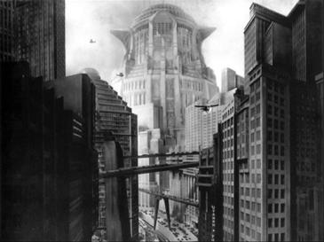 Bildergebnis für metropolis fritz lang