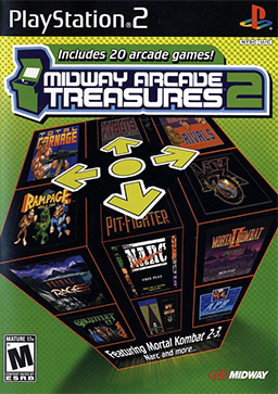 Midway Arcade Treasures 2 Coverart.png