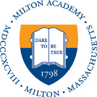 Milton Academy Preparatory school in Milton, Massachusetts