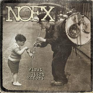 Image result for nofx first ditch effort