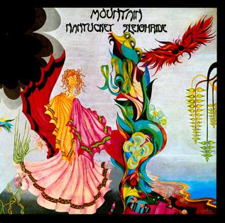 <i>Nantucket Sleighride</i> (album) 1971 studio album by Mountain