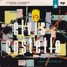 New Amsterdam (song) 2021 single by Elvis Costello