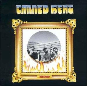 <i>Reheated</i> 1988 studio album by Canned Heat