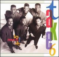 <i>So Much 2 Say</i> 1990 studio album by Take 6
