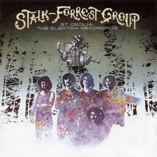 <i>St. Cecilia: The Elektra Recordings</i> 2001 compilation album by Stalk-Forrest Group