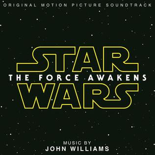 <i>Star Wars: The Force Awakens</i> (soundtrack) 2015 film score by John Williams