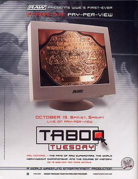Image result for wwe taboo tuesday 2004