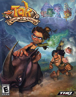 <i>Tak: The Great Juju Challenge</i> 2005 video game