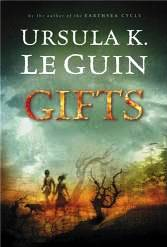 Ursula K. Le Guin ''Gifts'' 2004 cover