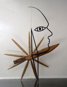 James Surls American artist