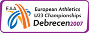 2007 European Athletics U23 Championships logo.png