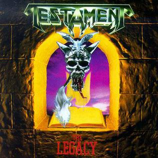 <i>The Legacy</i> (album) 1987 studio album by Testament