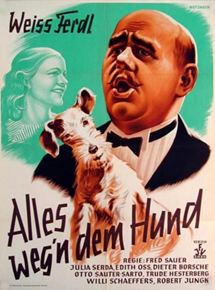 <i>All Because of the Dog</i> 1935 film