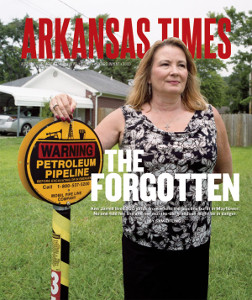 <i>Arkansas Times</i> newspaper in Little Rock, Arkansas