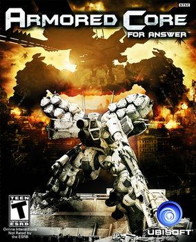 Picture of a game: Armored Core: For Answer