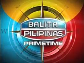 <i>Balita Pilipinas Primetime</i> Philippine television show