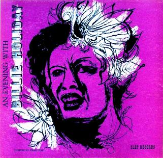 An Evening with Billie Holiday artwork