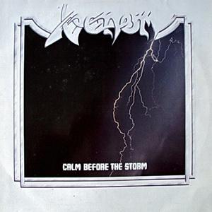 <i>Calm Before the Storm</i> (Venom album) album by Venom