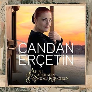 <i>Ah Bu Şarkıların Gözü Kör Olsun</i> 2015 studio album by Candan Erçetin
