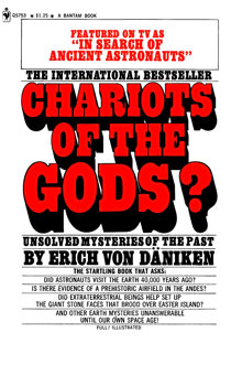 Chariots Of The Gods Wikipedia