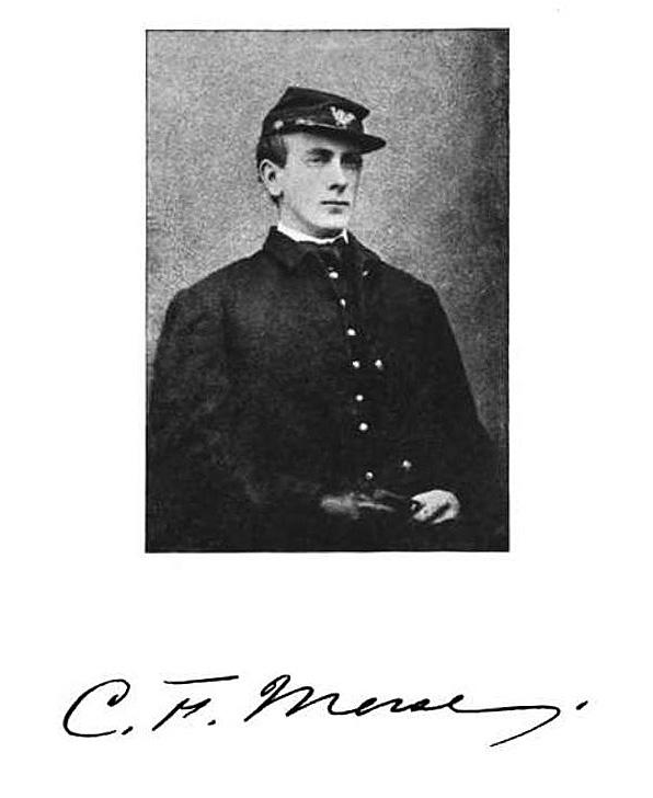 Charles Fessenden Morse