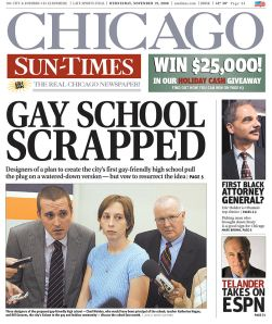 <i>Chicago Sun-Times</i> newspaper