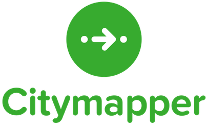 Citymapper - Public transport itineraries and live schedule in many large cities.