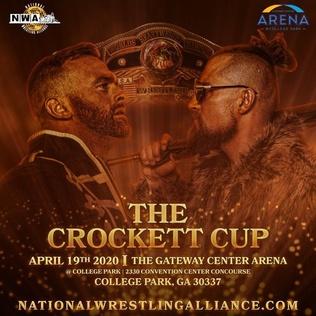 Crockett Cup (2020) National Wrestling Alliance professional wrestling show