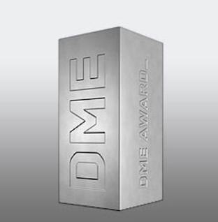 Design Management Institute DME Award Trophy