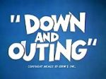 <i>Down and Outing</i> 1961 film directed by Gene Deitch