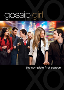 Gossip Girl Season 1 Wikipedia