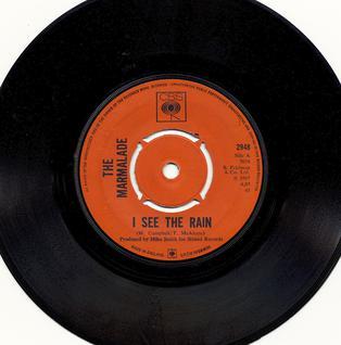 I See the Rain 1967 single by The Marmalade
