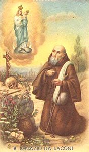 Ignatius of Laconi Sardinian saint