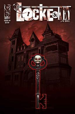 Picture of a book: Locke & Key