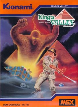 * MSX * LE STANDARD DU FUTUR  - Page 9 King%27s_Valley_cover