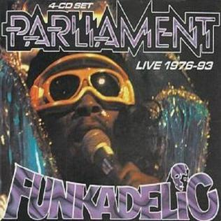 Image result for parliament funkadelic live 1976-93