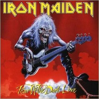 Fear of the Dark (song) song by Iron Maiden