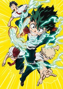 My Hero Academia (season 3) - Wikipedia