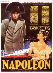 <i>Napoléon</i> (1955 film) 1955 film by Sacha Guitry