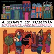 <i>A Night in Tunisia</i> (1958 album) 1958 studio album by Art Blakey and the Jazz Messengers