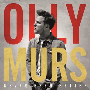 <i>Never Been Better</i> album by Olly Murs