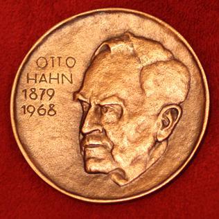 Otto Hahn Medal early career award of the Max Planck Society